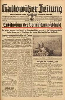 Kattowitzer Zeitung, 1942, Jg. 74, Nr. 142