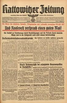 Kattowitzer Zeitung, 1942, Jg. 74, Nr. 147
