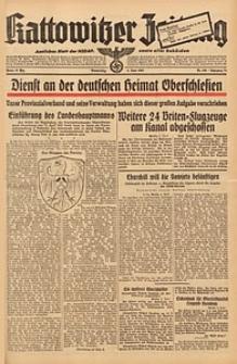 Kattowitzer Zeitung, 1942, Jg. 74, Nr. 149