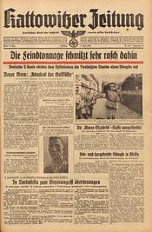Kattowitzer Zeitung, 1942, Jg. 74, Nr. 152