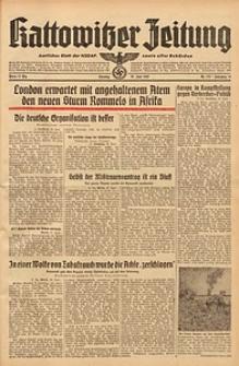 Kattowitzer Zeitung, 1942, Jg. 74, Nr. 173