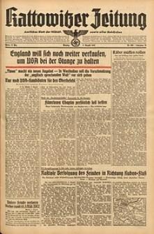 Kattowitzer Zeitung, 1942, Jg. 74, Nr. 209