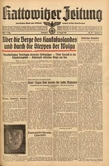 Kattowitzer Zeitung, 1942, Jg. 74, Nr. 221