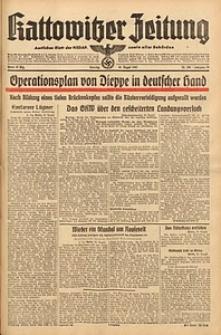 Kattowitzer Zeitung, 1942, Jg. 74, Nr. 236
