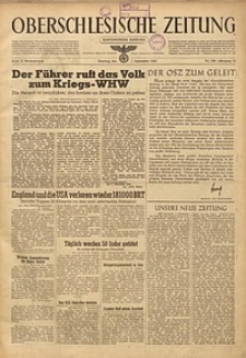 Oberschlesische Zeitung, 1942, Jg. 74, Nr. 238
