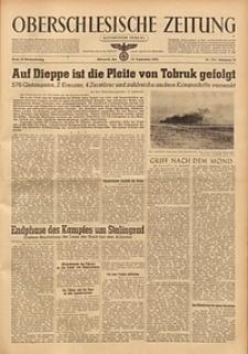 Oberschlesische Zeitung, 1942, Jg. 74, Nr. 253