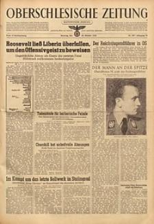 Oberschlesische Zeitung, 1942, Jg. 74, Nr. 287