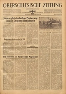 Oberschlesische Zeitung, 1942, Jg. 74, Nr. 305
