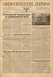 Oberschlesische Zeitung, 1942, Jg. 74, Nr. 309