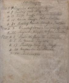 Allgemeiner Anzeiger und Erzähler, 1830, nr 1