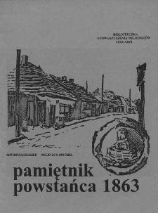 Pamiętnik powstańca 1863. - [Wyd. 2]