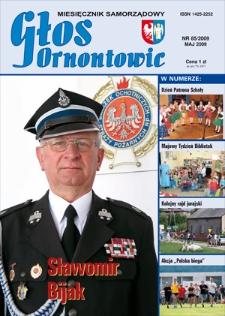 Głos Ornontowic, 2009, nr5 (85)