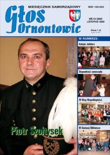Głos Ornontowic, 2009, nr11 (91)