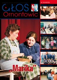 Głos Ornontowic, 2011, nr3 (107)