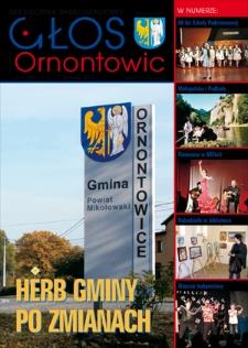 Głos Ornontowic, 2011, nr11 (115)