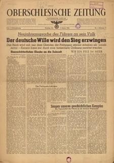 Oberschlesische Zeitung, 1945, Jg. 77, Nr. 1