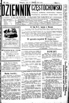 Dziennik Częstochowski, 1906, R. 1, nr 110
