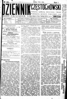 Dziennik Częstochowski, 1906, R. 1, nr 195