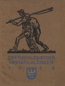 Oberschlesischer Heimat-Kalender, 1929