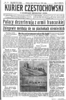 Kurier Częstochowski, 1940, R. 2, nr 15