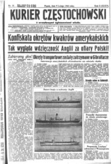 Kurier Częstochowski, 1940, R. 2, nr 31