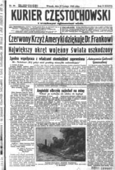 Kurier Częstochowski, 1940, R. 2, nr 46