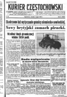 Kurier Częstochowski, 1940, R. 2, nr 54