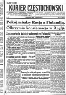 Kurier Częstochowski, 1940, R. 2, nr 60