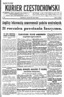 Kurier Częstochowski, 1940, R. 2, nr 70