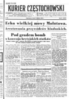 Kurier Częstochowski, 1940, R. 2, nr 75