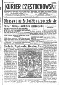 Kurier Częstochowski, 1940, R. 2, nr 108