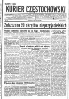Kurier Częstochowski, 1940, R. 2, nr 112