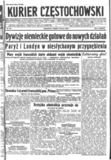 Kurier Częstochowski, 1940, R. 2, nr 124