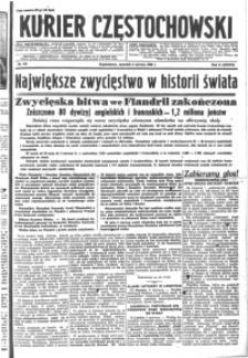 Kurier Częstochowski, 1940, R. 2, nr 127
