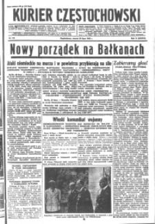 Kurier Częstochowski, 1940, R. 2, nr 173