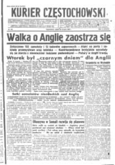 Kurier Częstochowski, 1940, R. 2, nr 188