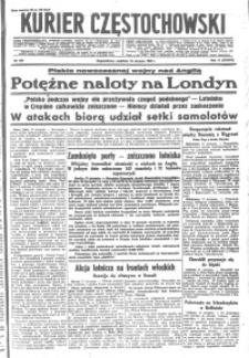 Kurier Częstochowski, 1940, R. 2, nr 190