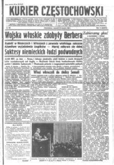 Kurier Częstochowski, 1940, R. 2, nr 193