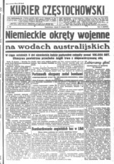 Kurier Częstochowski, 1940, R. 2, nr 197