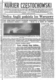 Kurier Częstochowski, 1940, R. 2, nr 211