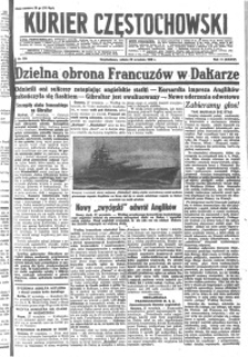 Kurier Częstochowski, 1940, R. 2, nr 225