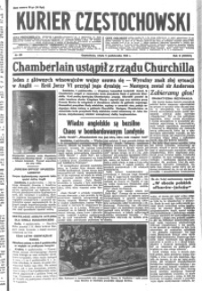 Kurier Częstochowski, 1940, R. 2, nr 231
