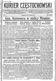 Kurier Częstochowski, 1940, R. 2, nr 273