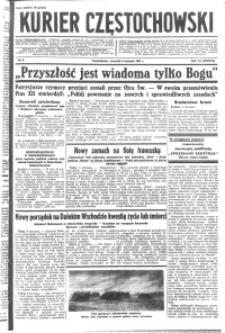 Kurier Częstochowski, 1941, R. 3, nr 6