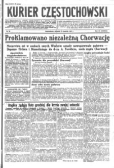 Kurier Częstochowski, 1941, R. 3, nr 89