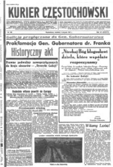 Kurier Częstochowski, 1941, R. 3, nr 180