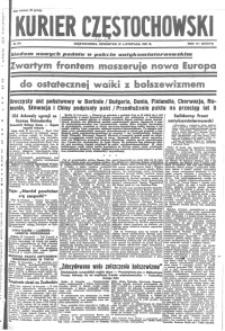 Kurier Częstochowski, 1941, R. 3, nr 279