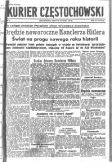 Kurier Częstochowski, 1942, R. 4, nr 2