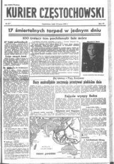Kurier Częstochowski, 1942, R. 4, nr 72