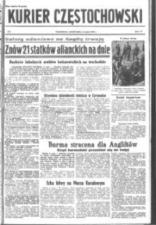 Kurier Częstochowski, 1942, R. 4, nr 111